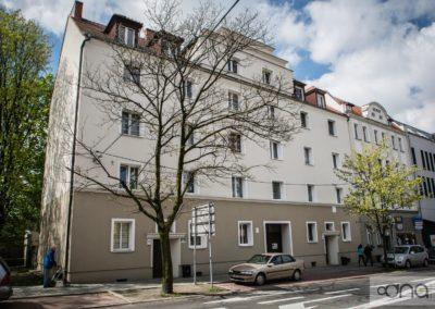 Remont elewacji budynków kamienic przy ul. Grottgera 66/68-70 w Gliwicach